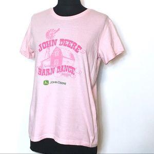 John Deere | Pink Tee